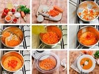 Салат с печенью и красной фасолью